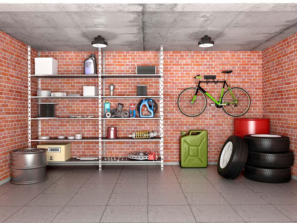 Jak Zorganizować Przestrzeń W Garażu Architektura I