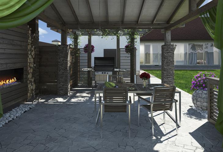 Zalety Kuchni Letniej Architektura I Budownictwo