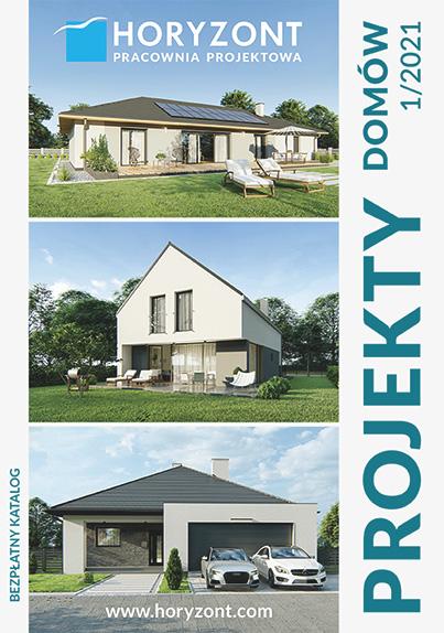 bezpłatny katalog projektów domów
